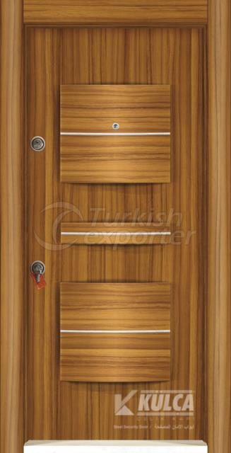 Z-9019 (Exclusive Steel Door)